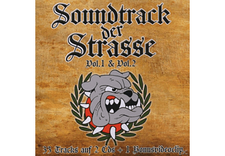 VARIOUS - Soundtrack Der Strasse [CD]