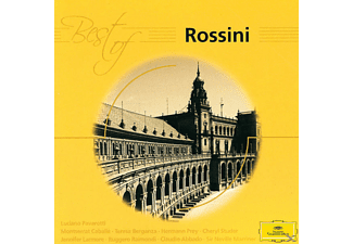 Sir Neville Marriner, Abbado/Cobos/Marriner/+ - Best Of Rossini [CD]
