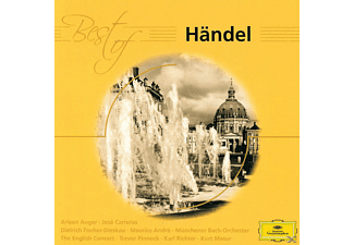 VARIOUS, Pinnock/Richter/Kubelik/+ - BEST OF HÄNDEL - (CD)
