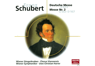 Wsy, Harrer, Uwe Christian/wp/wiener Sängerknaben/+ Harrer - Deutsche Messe, Messe 2 [CD]