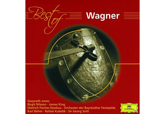 VARIOUS, Jochum,Eugen/Böhm,Karl/BP/WP/+ - Best Of Wagner [CD]