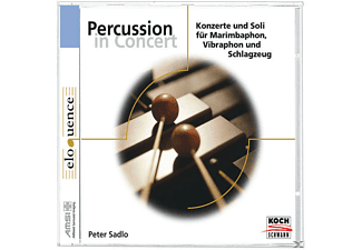 Sadlo Peter, Sadlo,Peter/Rögner,Wolfgang/BS/MKO/+ - Percussion In Concert [CD]