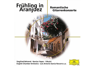 VARIOUS, Yepes/Behrend/Navarro/I Musici/ECO/+ - FRÜHLING IN ARANJUEZ [CD]