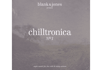 VARIOUS - Chilltronica - A Definition No.1 - (CD)