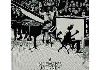 Voormann, Voormann & Friends - A Sideman's Journey (Limited Edition) - (CD)