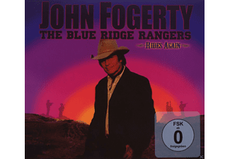 John Fogerty - The Blue Ridge Rangers-Rides Again (Deluxe Edt.) - (CD + DVD Video)
