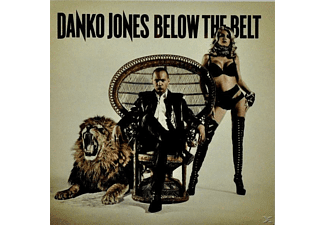 Danko Jones - Below The Belt - (CD)