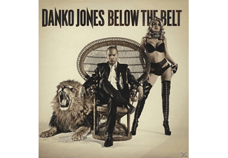 Danko Jones - Below The Belt - (Vinyl)