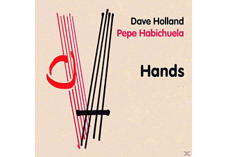 HOLLAND,DAVE & HABICHUELA,PEPE - Hands - (CD)