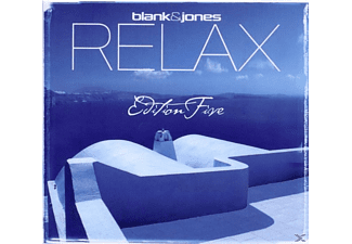 The Jones - Relax Edition Five - (CD)