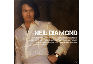 Neil Diamond - Icon - (CD)