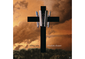 Killing Joke - Absolute Dissent [CD]