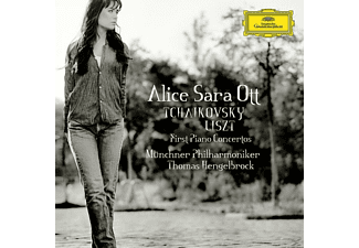 Alice Sara Ott - Tchaikovsky/Liszt: First Piano Concertos [CD]