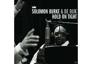 Solomon Burke - Hold On Tight [CD]