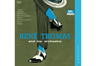 Rene Thomas - And His Orchestra - (CD)