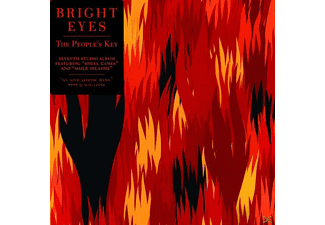 Bright Eyes - The People's Key [CD]