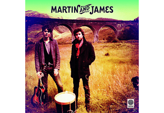 Martin And  James - Martin And James [CD]