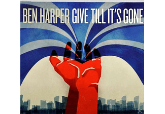 Harper, Ben Harper - Give Till It's Gone [CD]