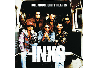 INXS - Full Moon, Dirty Hearts (2011 Remastered) [CD]