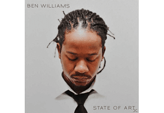Ben Williams - State Of Art - (CD)