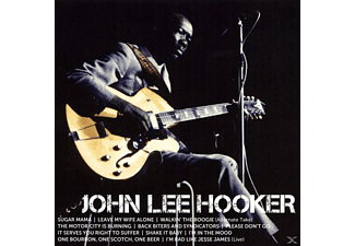 John Lee Hooker - Icon [CD]