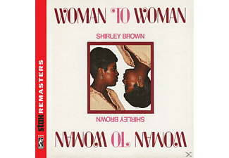 Shirley Brown - Woman To Woman (Stax Remasters) - (CD)