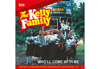The Kelly Family - Who'll Come With Me - (CD)