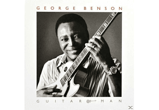 George Benson - Guitar Man - (CD)