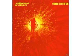 The Chemical Brothers - Come With Us - (CD)