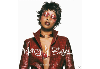 Mary J. Blige - No More Drama - (CD)