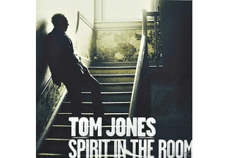 Tom Jones - SPIRIT IN THE ROOM - (CD)