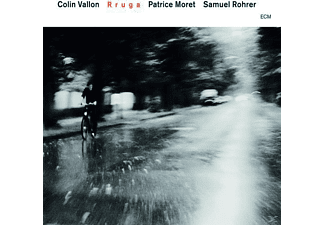 Colin Trio Vallon - Rruga - (CD)