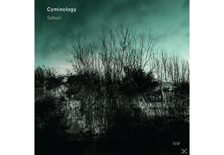 Cyminology - Saburi - (CD)
