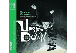 Mauricio Maestro - Upside Down - (CD)