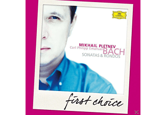 Mikhail Pletnev - Sonatas & Rondos -  First Choice - (CD)
