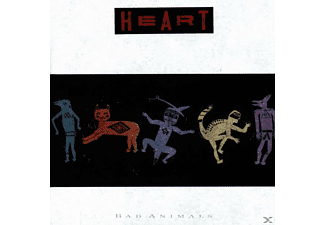 Heart - Bad Animals - (CD)
