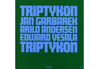 Jan Garbarek - TRYPTIKON [CD]