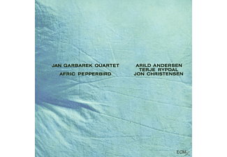 Jan Garbarek Quartet - AFRIC PEPPERBIRD - (CD)