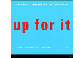 Jack DeJohnette, Keith Trio Jarrett - Up For It [CD]