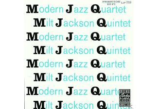 The Modern Jazz Quartet - MJQ - (CD)
