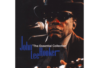 John Lee Hooker - THE ESSENTIAL COLLECTION [CD]