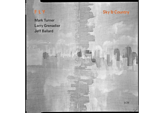 TURNER/GRENADIER/BALLARD, Fly Trio - Sky & Country - (CD)
