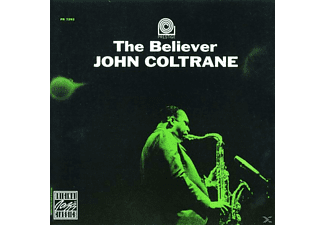 John Coltrane - THE BELIEVER - (CD)