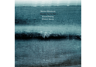 Norma Winstone - Stories Yet To Tell [CD]