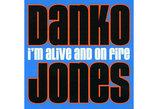 Danko Jones - I'm Alive And On Fire [CD]