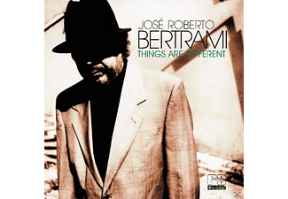 Jose Bertrami - Things Are Different [CD]