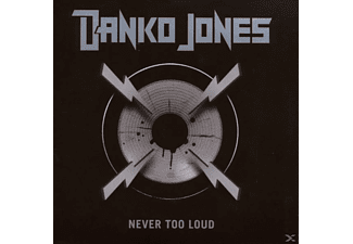 Danko Jones - Never Too Loud - (CD)