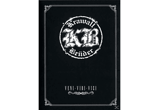 Krawallbrüder - Veni-Vidi-Vici [DVD + Video Album]