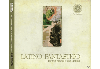 Rubens Y Los Latinos Bassini - Latino Fantastic - (CD)