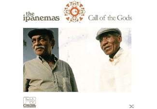 The Ipanemas - Call Of The Gods - (CD)